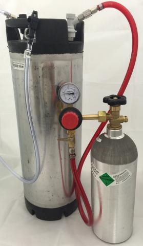 Corny Keg Carbonating Instructions | Bader Beer & Wine Supply